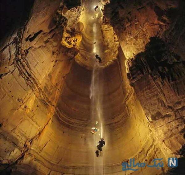 غار پَراو در ایران