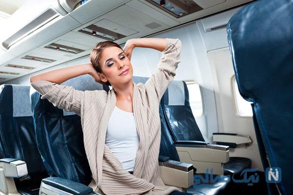 با این راهکارها دیگر در هواپیما حوصله تان سر نمی رود!