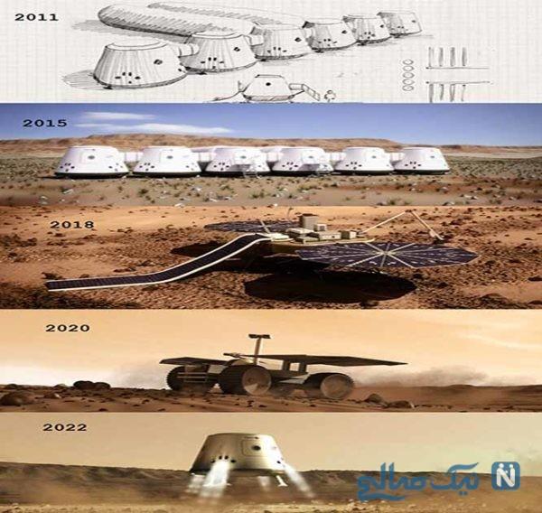 آیا انسان روزی به مریخ خواهد رفت