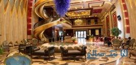 اقامت به سبک تمدن های باستانی در تنها هتل آتریوم شرق کشور