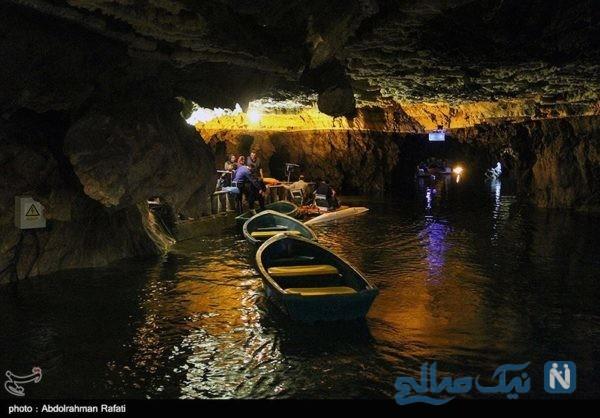 گردش در غار