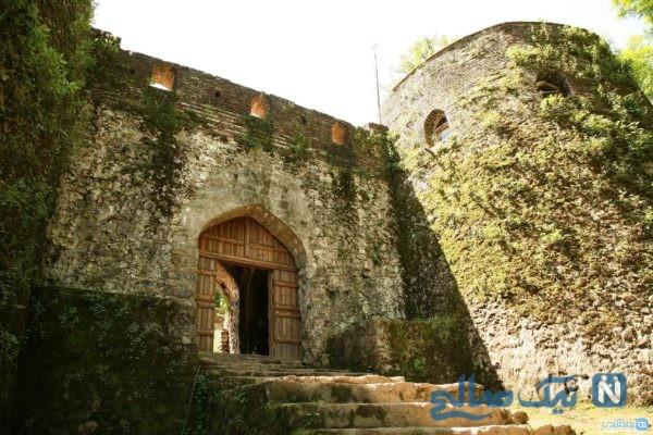 دروازه قلعه رودخان