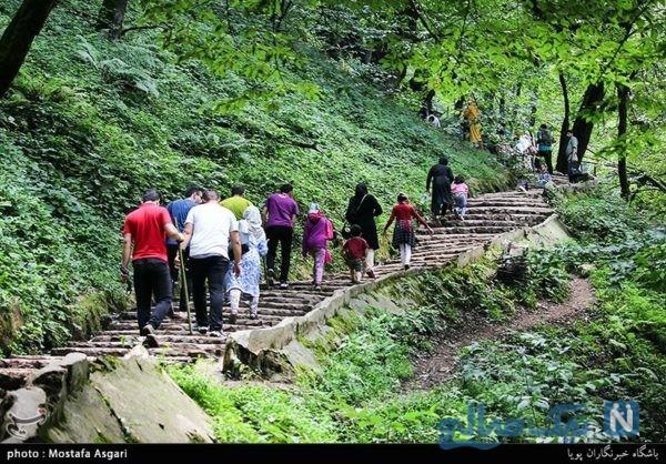 مسیر قلعه رودخان