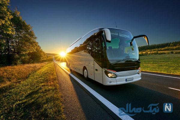 امکانات اتوبوس های vip