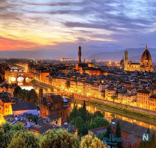 گردشگری ایتالیا شهر ورونا