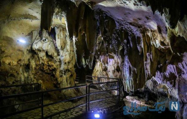 غار قوری قلعه