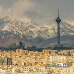 فهرست محبوب ترین جاهای دیدنی تهران