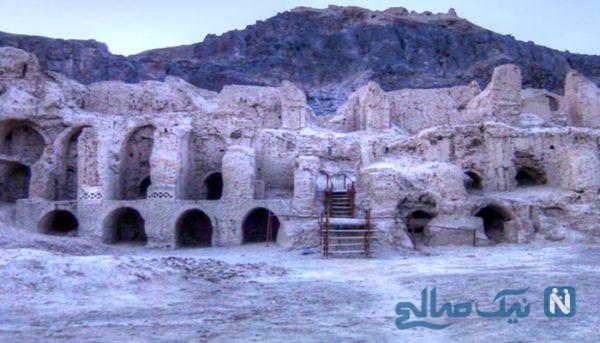 کوه خواجه در دل زابل سیستان و بوچستان