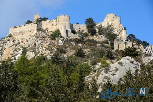 قلعه کانتارا