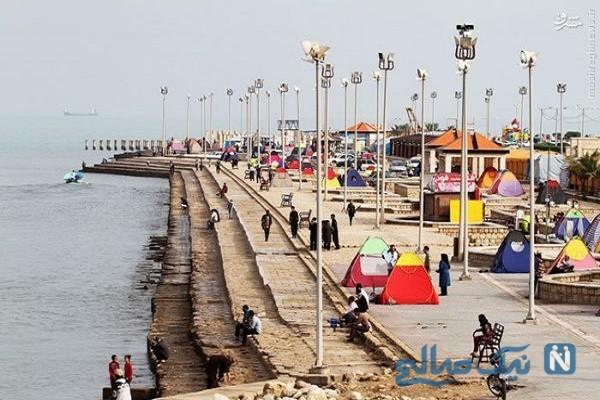 مناطق دیدنی بوشهر ؛ پایتخت انرژی ایران