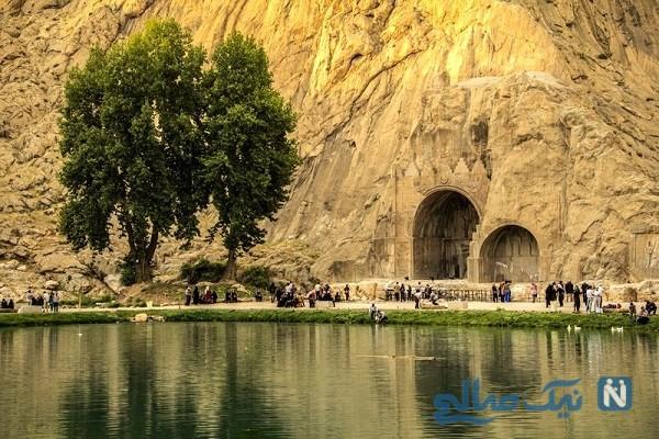 اماکن دیدنی کرمانشاه ؛پایتخت نوروزی ایران را بشناسید