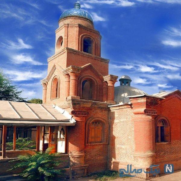 کلیسا قزوین