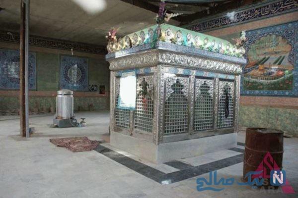 آستان امامزاده عبدالله