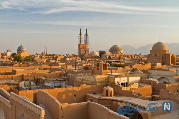 جاذبه های گردشگری یزد؛ شهربادگیرها