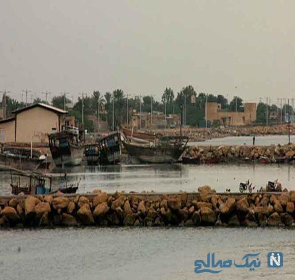 جاذبه های گردشگری سیراف در استان بوشهر