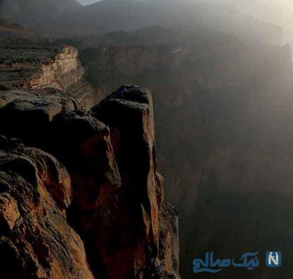 کوه سبز یا جبل اخضر (Jebel Akhdar) از جاذبه های گردشگری عمان