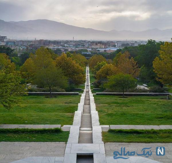 باغ بابر افغانستان
