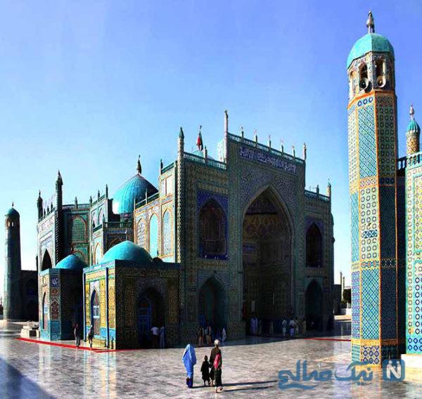 مسجد کبود افغانستان