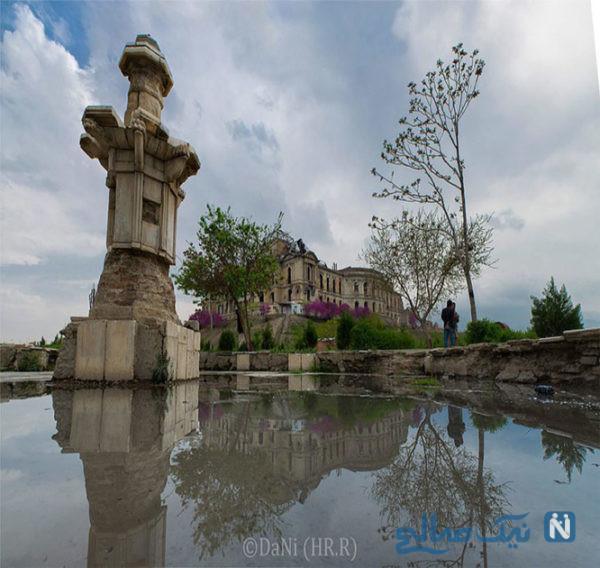 قصر دارالامان افغانستان