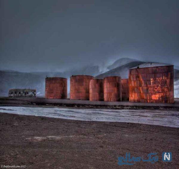 جاهای دیدنی قطب جنوب