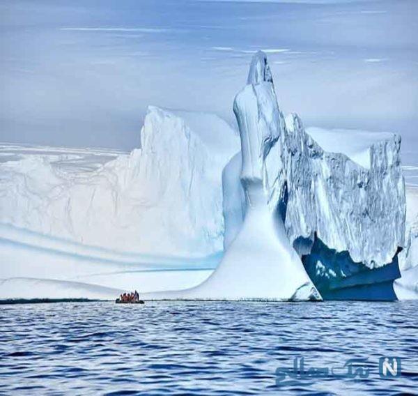 عجایب قطب جنوب