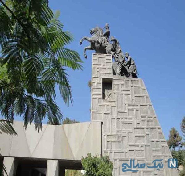 موزه نادری ، یادبود پادشاه محبوب افشاریان از جاهای دیدنی مشهد