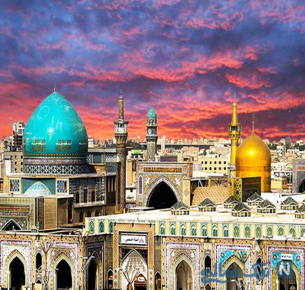 مسجد گوهرشاد یکی از پربازدیدترین جاهای دیدنی مشهد