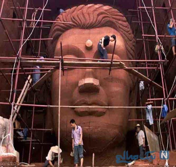مجسمههای بودا
