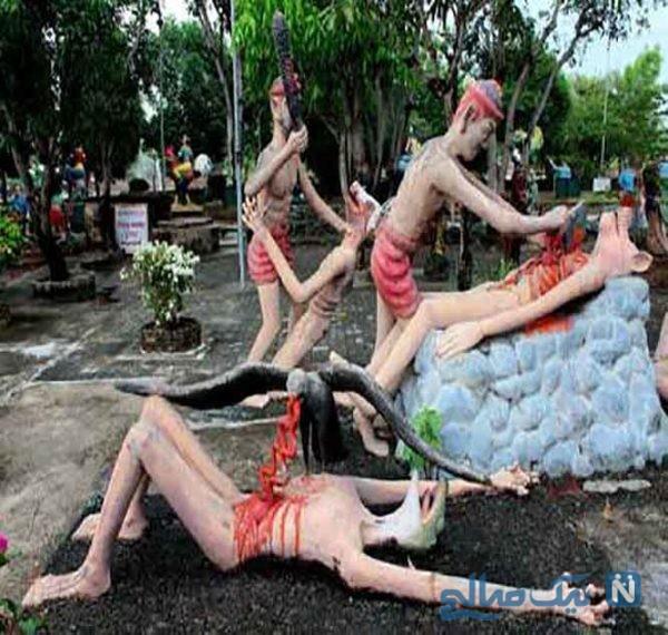 به پارک جهنم تایلند خوش آمدید