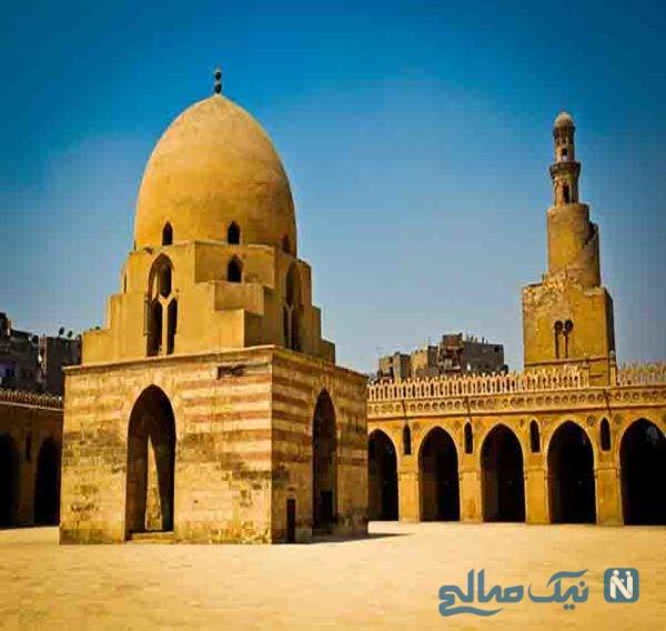 جاهای دیدنی مصر باستان