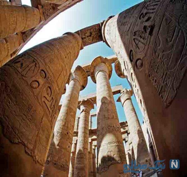 جاهای دیدنی مصر باستان را برای سفر انتخاب کنید
