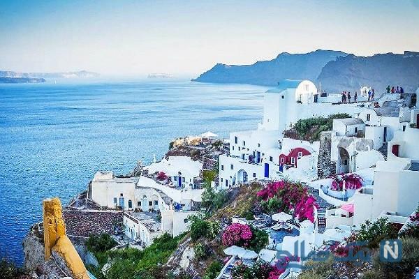 جاذبه های توریستی یونان
