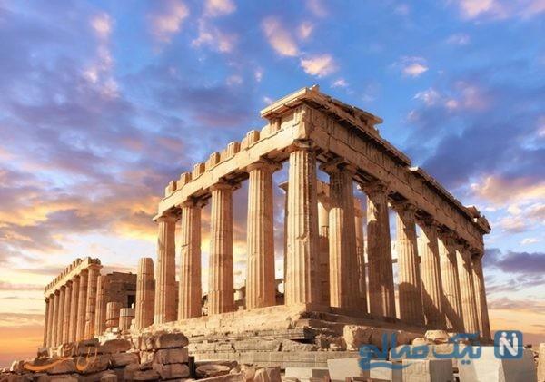 جاذبه یونان