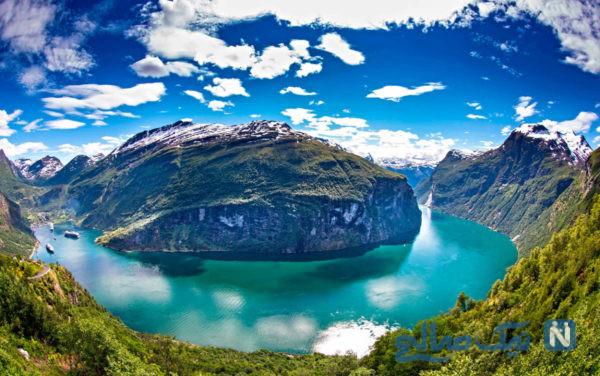آبدره نروژ