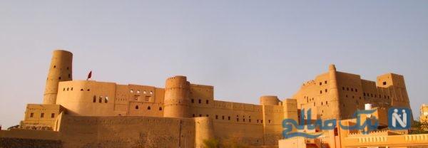 اماکنا گردشگری عمان
