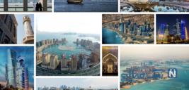 جاذبه های توریستی قطر , کشوری ثروتمند