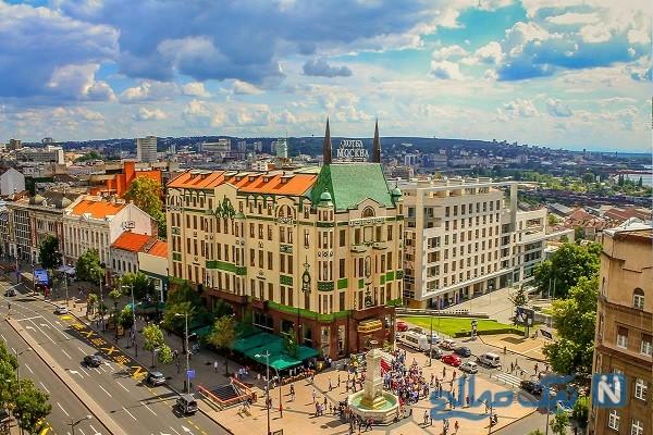 جاذبه های توریستی صربستان را بشناسید