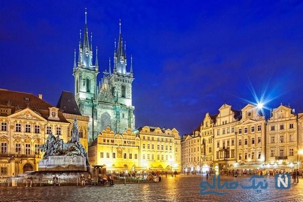جاهای دیدنی پراگ پایتخت زیبای جمهوری چک