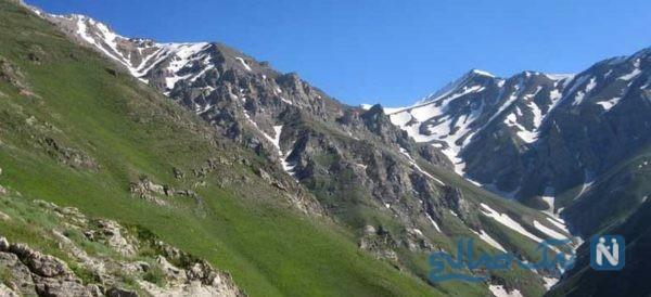 قله سیالان