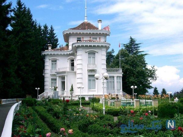 قصر آتاتورک