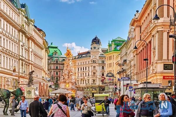 جاذبه های گردشگری وین پایتخت اتریش