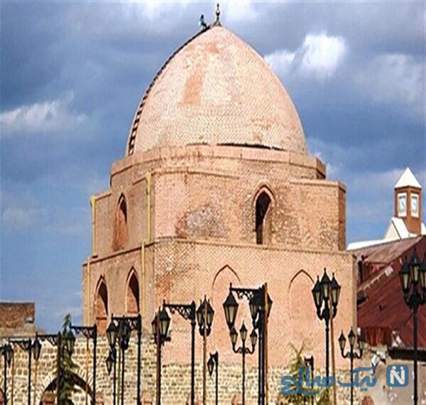 مسجد تاریخی جامع ارومیه