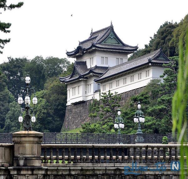 قصر امپراتوری ژاپن (Tokyo Imperial Palace)