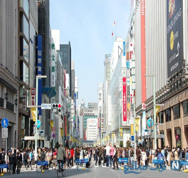معرفی جاهای دیدنی توکیو ژاپن