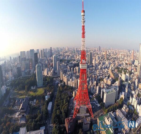 جاهای دیدنی توکیو