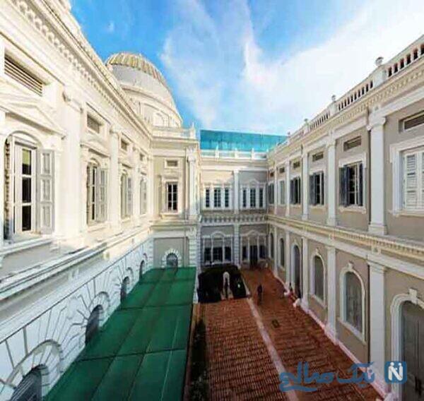 موزه ملی در سنگاپور و کشف تاریخ