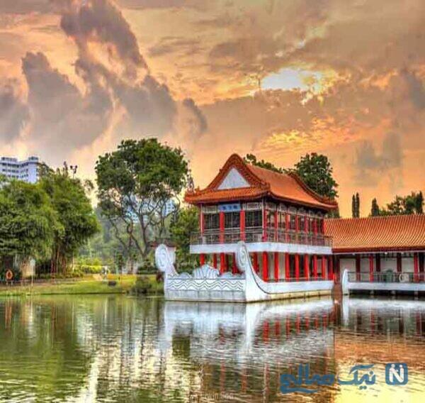 باغهای چینی و ژاپنی