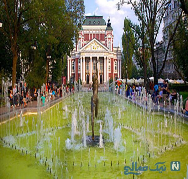 تئاتر ملی ایوان وازوف در صوفیه