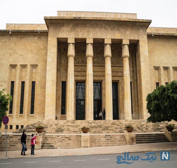 موزه ی ملی بیروت (National Museum of Beirut)