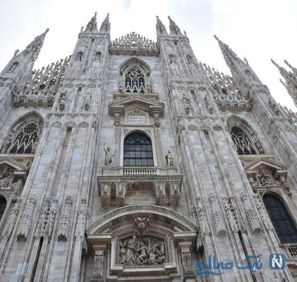 جاهای دیدنی میلان شهر زیبایی ها